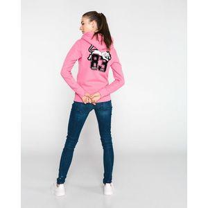 SuperDry Bluza Różowy obraz