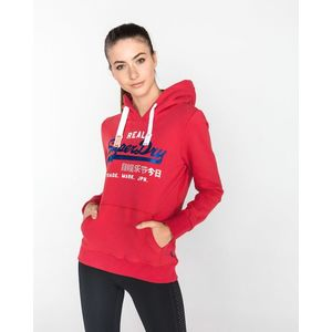 SuperDry Bluza Czerwony obraz