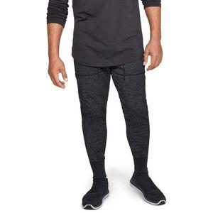 Under Armour Speckle Terry Spodnie dresowe Czarny obraz