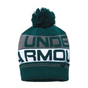 Under Armour Retro Pom 2.0 Czapka zimowa Zielony obraz