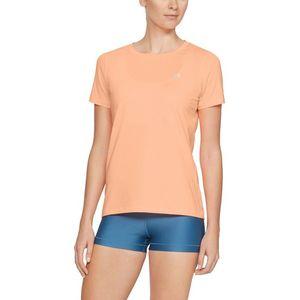 Under Armour HeatGear® Koszulka Pomarańczowy obraz