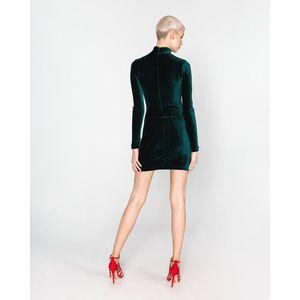 Guess Sukienka Zielony obraz