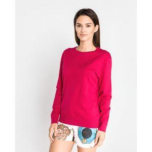 Tommy Hilfiger Taly Sweter Różowy obraz