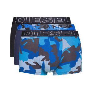 Diesel 3-pack Bokserki Niebieski obraz