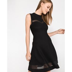 Guess Sukienka Czarny obraz