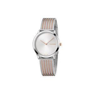 Calvin Klein Minimal Zegarek Srebrny obraz