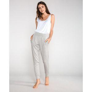 Calvin Klein Spodnie do spania Szary obraz