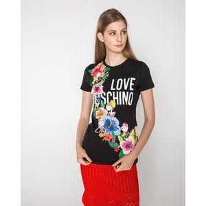 Love Moschino Koszulka Czarny obraz