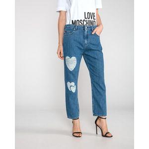 Love Moschino Dżinsy Niebieski obraz