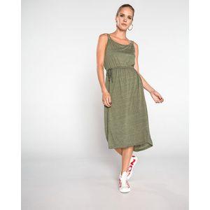 Tom Tailor Denim Sukienka Zielony obraz