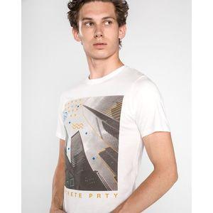 Jack & Jones City Outline Koszulka Biały obraz
