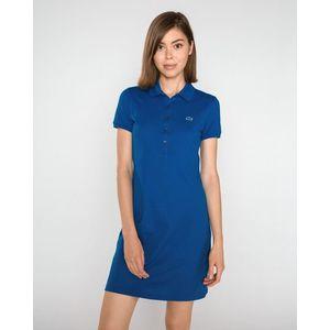 Lacoste Sukienka Niebieski obraz