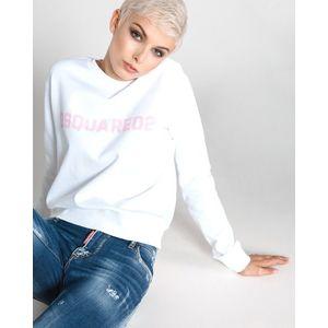 DSQUARED2 Diana Bluza Biały obraz