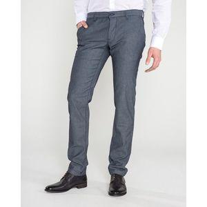 Trussardi Jeans Spodnie Niebieski Szary obraz