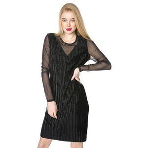 Vero Moda Bianca Sukienka Czarny obraz