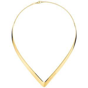 Calvin Klein Naszyjnik Złoty obraz