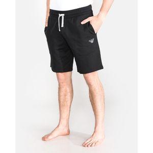 Emporio Armani Spodnie do spania Czarny obraz