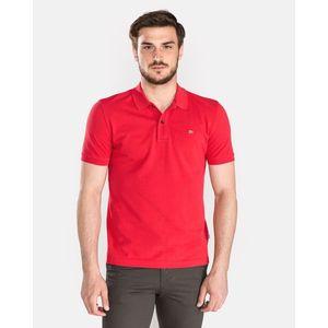 Napapijri Elios Polo Koszulka Czerwony obraz
