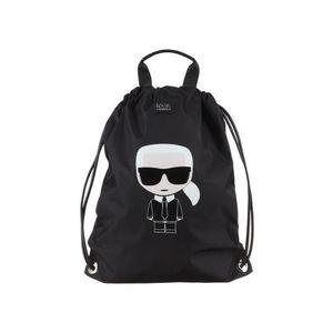Karl Lagerfeld Plecak Czarny obraz