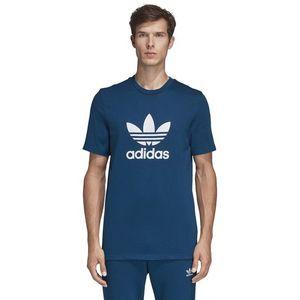 adidas Originals Trefoil Koszulka Niebieski obraz