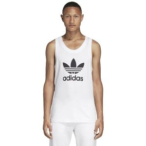 adidas Originals Trefoil Podkoszulek Biały obraz