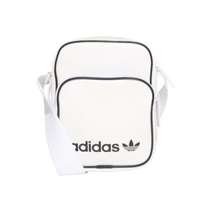 adidas Originals Mini Vintage Cross body bag Biały obraz