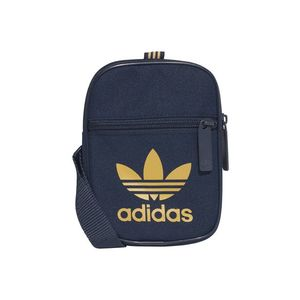 adidas Originals Trefoil Festival Cross body bag Niebieski obraz