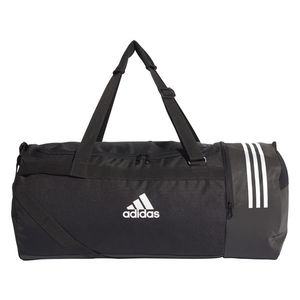 adidas Performance 3-Stripes Large Torba Czarny obraz