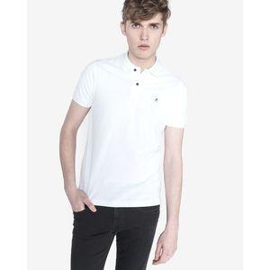 Replay Polo Koszulka Biały obraz