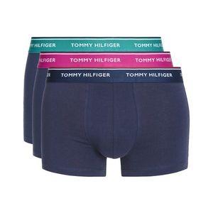 Tommy Hilfiger 3-pack Bokserki Niebieski obraz