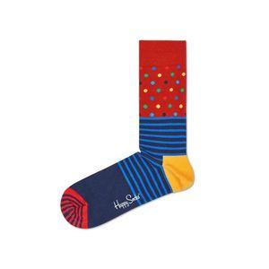 Happy Socks Stripes & Dots Skarpetki Wielokolorowy obraz