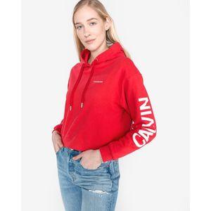 Calvin Klein Bluza Czerwony obraz
