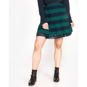 Tommy Hilfiger Rose Spódnica Niebieski Zielony obraz