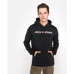 Jack & Jones Corp Bluza Czarny obraz