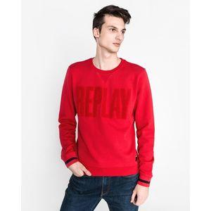 Replay Bluza Czerwony obraz