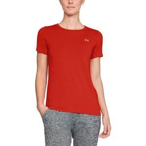 Under Armour HeatGear® Koszulka Czerwony obraz