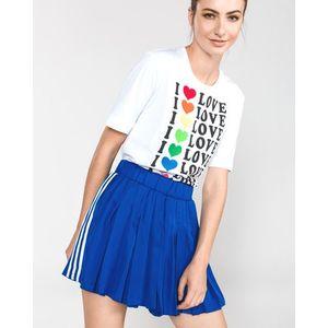 Love Moschino Koszulka Biały obraz