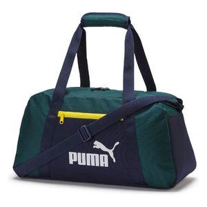 Puma Sportovní Torba Zielony obraz