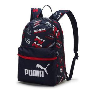Puma Plecak Niebieski Czerwony obraz
