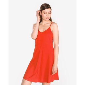 Vero Moda Adrianne Sukienka Czerwony obraz