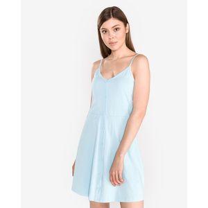 Vero Moda Adrianne Sukienka Niebieski obraz