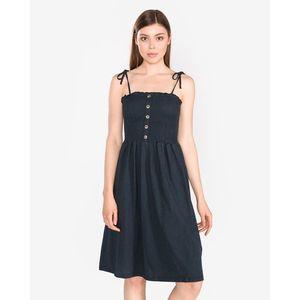 Vero Moda Aria Sukienka Niebieski obraz