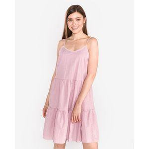Vero Moda Jane Sukienka Różowy obraz