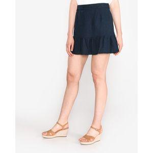 Vero Moda Anna Spódnica Niebieski obraz