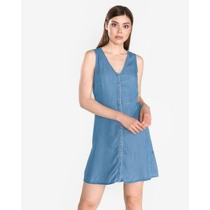 c56ad9c6a1 Niebieska koronkowa sukienka Potis   Verso MIA (30 produktów) - Moda9.pl