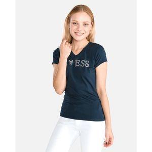 Guess Koszulka Niebieski obraz