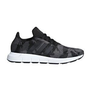 adidas Originals Swift Run Tenisówki Czarny Szary obraz