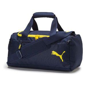 Puma Fundamentals Sportovní Torba Niebieski obraz