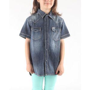 Diesel Clori Koszula dziecięca Niebieski obraz