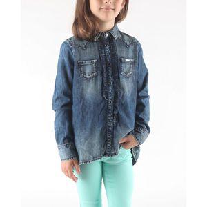 Diesel Cosima Koszula dziecięca Niebieski obraz